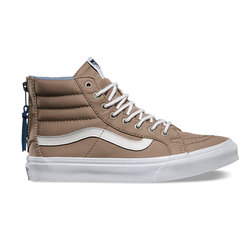 Vans Sk8-Hi Slim Zip Shoes - Women's