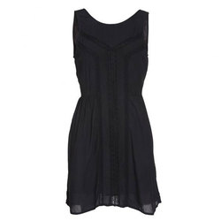 Volcom Black Sand Dress - Womens