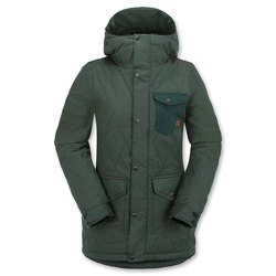 Volcom Bridge Insulated Jacket - Womens