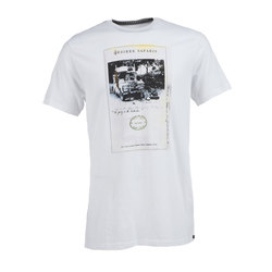 Volcom Dan Eldon Safaris Short Sleeve Tee Shirt