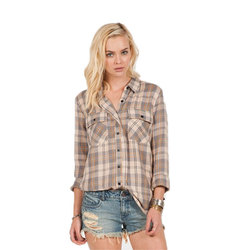 Volcom Don't Mess Shirt - Women's