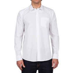 Volcom Everett Solid Long Sleeve Shirt