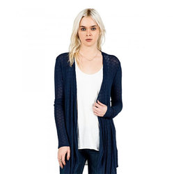 Volcom Free To Go Wrap Cardigan - Womens
