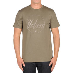 Volcom Pencil Script Short Sleeve