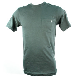 Volcom Pocketstaple Short Sleeve Pocket Tee Shirt