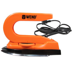 Wend Travel Wax Iron