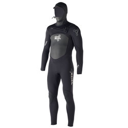 Xcel Drylock 5/4 Hooded Full Suit