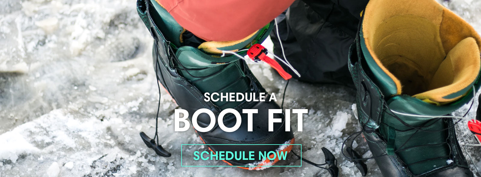 Schedule A Boot Fit