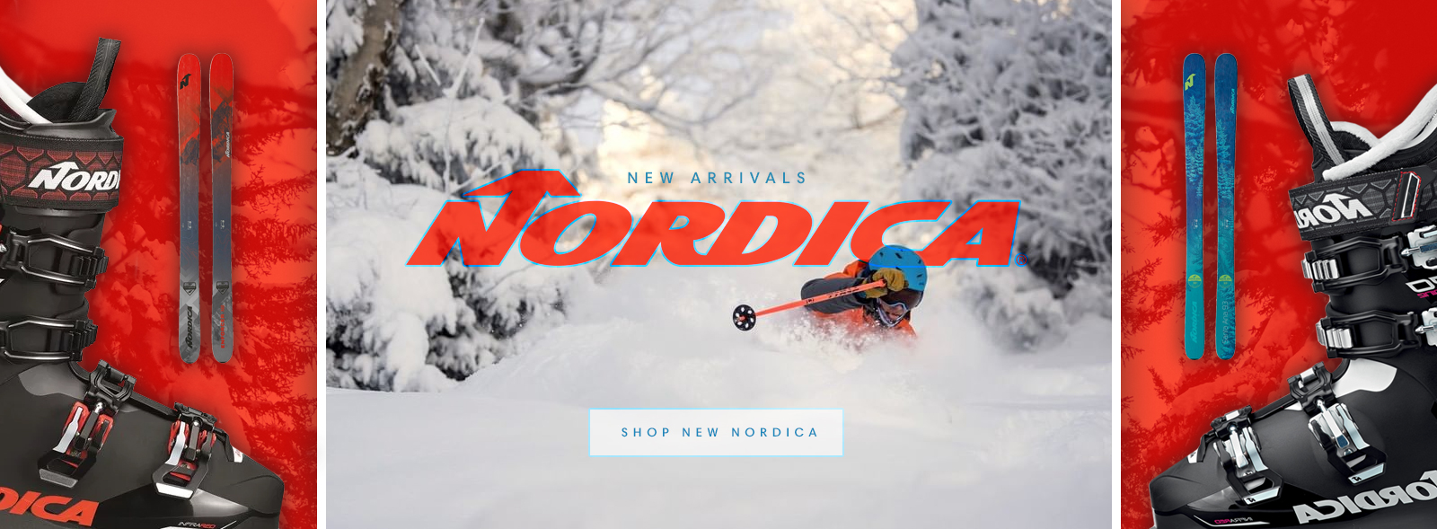 Nordica Skis & Boots 2020