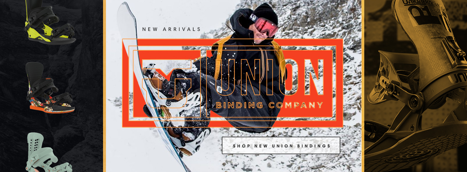 Union Binding Co. New arrivals