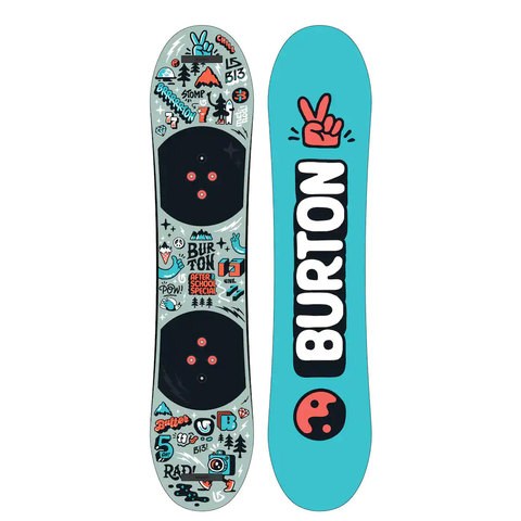 Burton After School Special Snowboard Package - Kid's