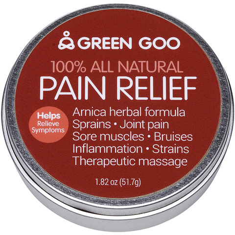 GREEN GOO PAIN RELIEF