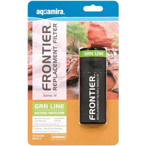 FRONTIER MAX FILTER
