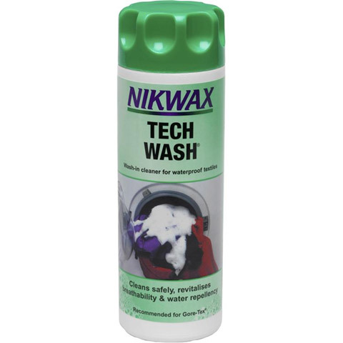 Nikiwax Tech Wash - 10 oz