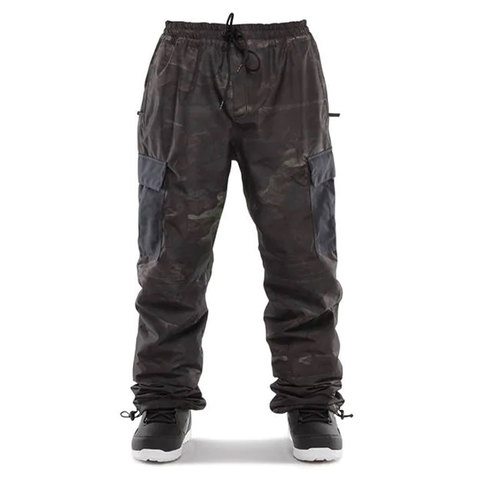 Thirtytwo Fatigue Pant Brown/camo Md