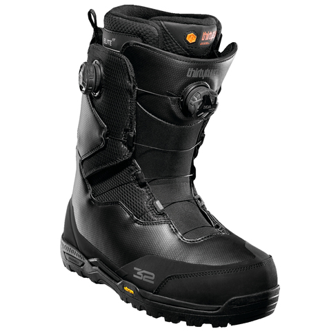 Thirtytwo Focus Boa Snowboard Boot Black 10.0