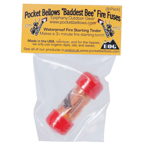 Pocket Bellows Baddest Bee Fire Fuses