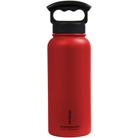 34OZ. VACCUM INSULATED BOTTLE