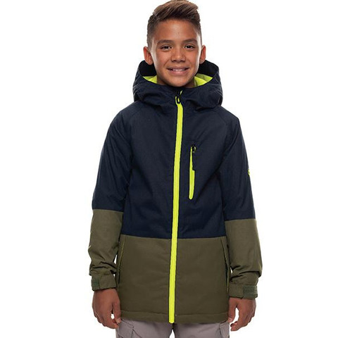 686 Boy's Jinx Insulated Jacket - Kid's
