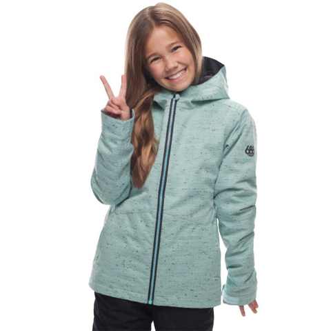 686 Girl's Rumor Insulated Jacket - Kid's