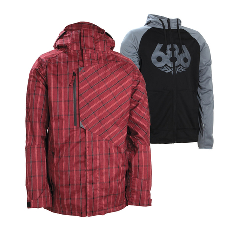 686 Smarty Counter Jacket 686 Archive