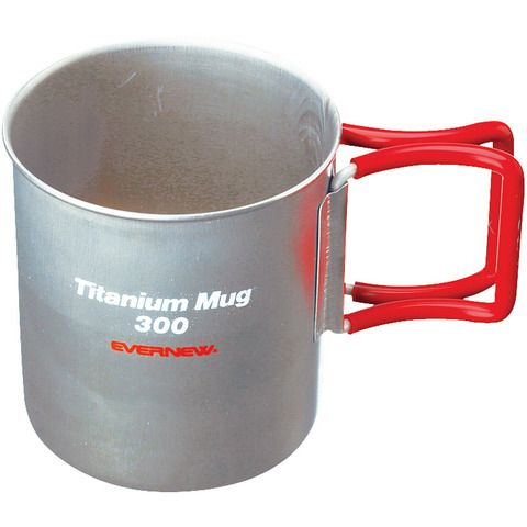 EVERNEW TITANIUM MUGS