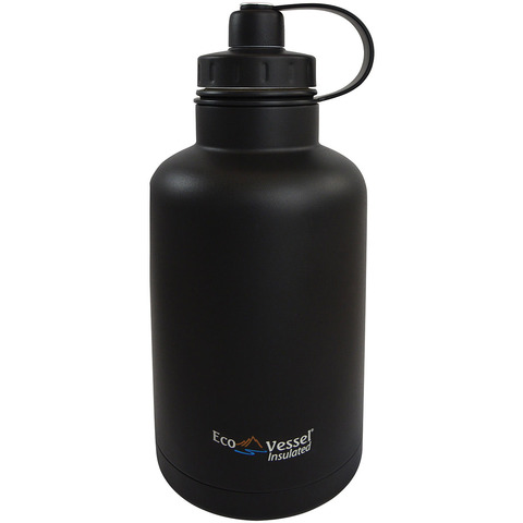 BOSS INSULATED GROWLER 64 OZ.