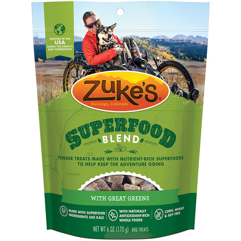 ZUKE'S SUPER BLENDS