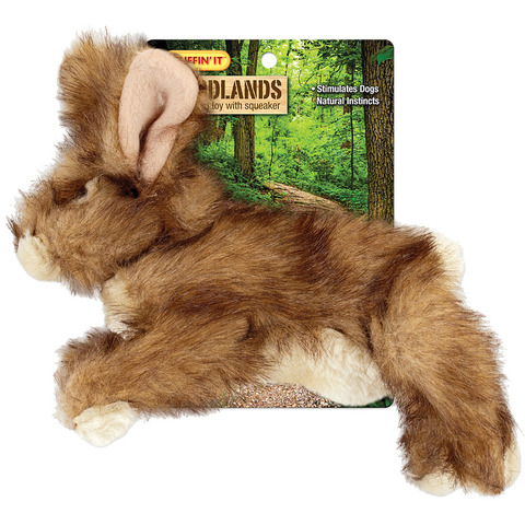 WOODLANDS PLUSH TOY