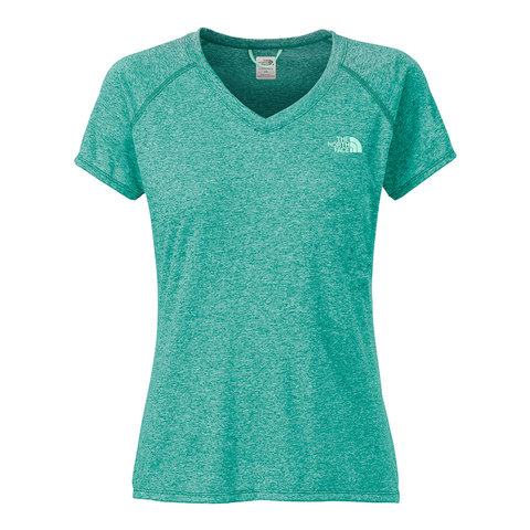 The North Face Reaxion Amp V-Neck Tee - Women's