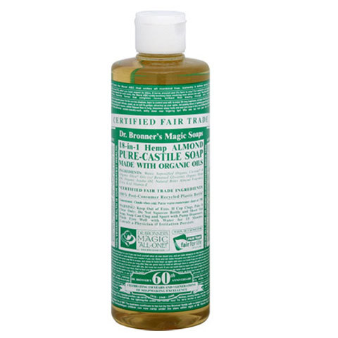 dr bronner 39 s almond liquid soap. Black Bedroom Furniture Sets. Home Design Ideas