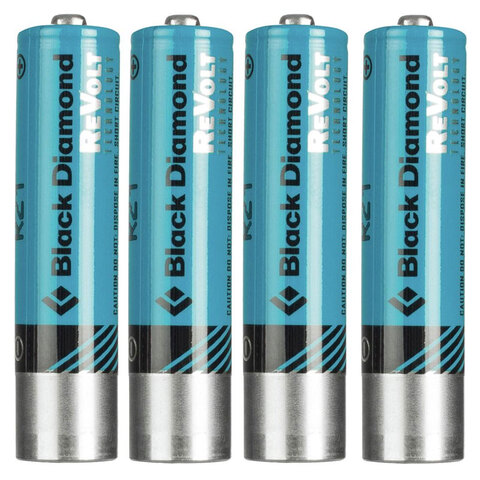 Black Diamond Rechargeable Battery - 4 pack