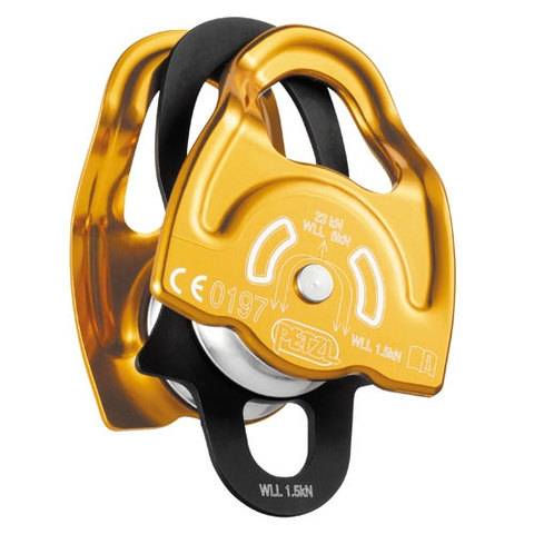 Petzl Gemini Double Prusik Pulley