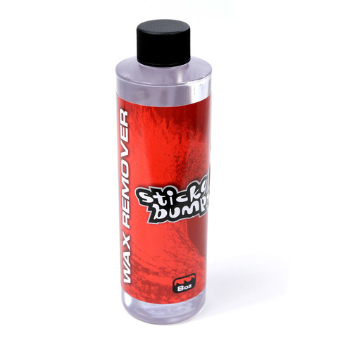 Sticky Bumps Wax Remover - 8 OZ Bottle
