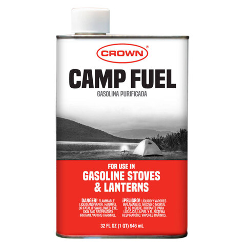 Crown White Gas Camp Fuel