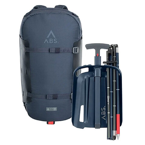 https://www.usoutdoor.com - ABS A-Cross Shovel/Probe Safety Package Dusk L/xl