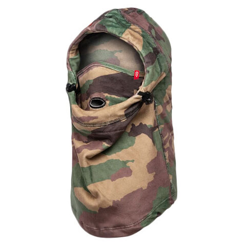 USOutDoor.com - Airhole Airhood Milk Fleece Army M/l 42.49 USD