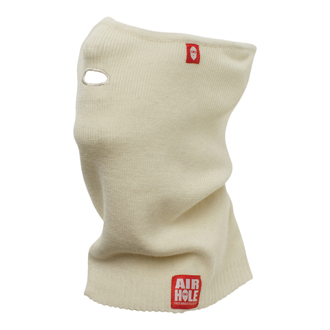 Air Hole Airtube Ergo Cashmere Facemask