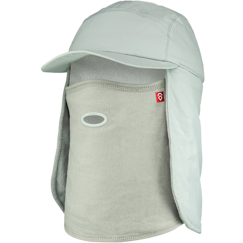 USOutDoor.com - Airhole 5 Panel Tech Hat Polar Grey S/m 49.95 USD
