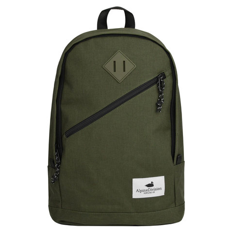 USOutDoor.com - Alpine Division Eliot Daypack Forest Green One Size 58.95 USD