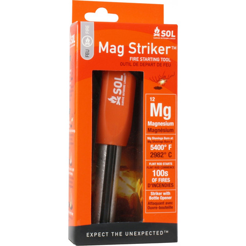 Survive Outdoors Longer Mag Striker