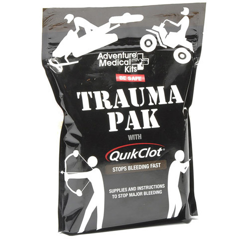 Adventure Medical Kits Trauma Pak With Quickclot