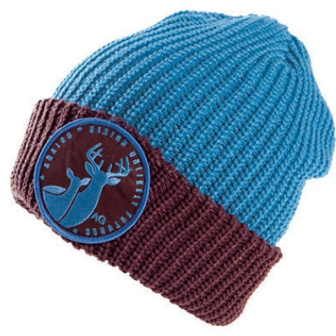 Analog Buck Knife Beanie