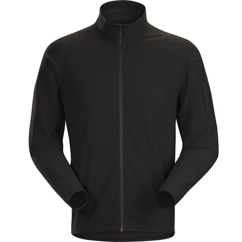 Arc'teryx Delta LT Jacket - Mens Black Lg