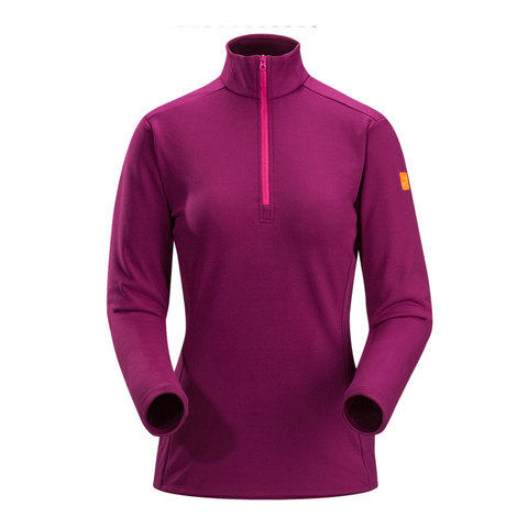 Arcteryx Phase SV Zip Neck - Women's
