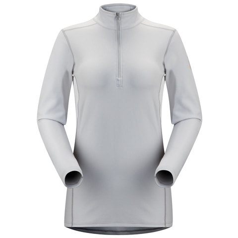 Arcteryx Phase SV Zip Neck L/S - Women's
