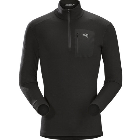 Arc'teryx Satoro AR Zip Neck L/S - Men's