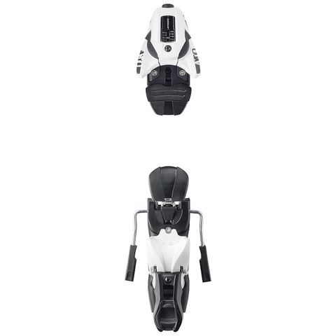 Atomic Z 10 Binding Black/white 100 Mm