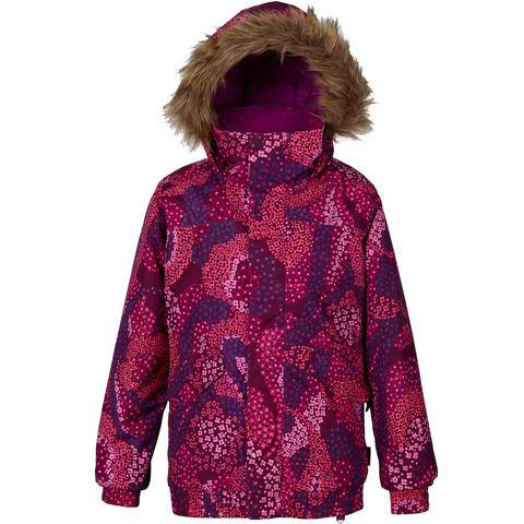 Burton Girl's Whiply Bomber Jacket - Kid's