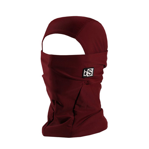 USOutDoor.com - BlackStrap Industries The Hood Balaclava  Wine One Size 31.95 USD